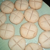 NANKHATAI.. ( SOFT BISCUITS USING CLARIFIED BUTTER)