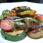 Panini-Grilled Ratatouille Salad