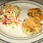 Crab and Shrimp Cakes!!!!
