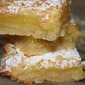 Classic Old Fashioned Lemon Squares