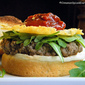 Bobby Flay's Arthur Avenue Burger Recipe