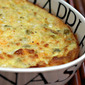 Eggs (Recipe: corn, green chile, egg and cheese casserole)