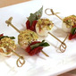 Sun-Dried Tomato and Goat Cheese Kabobs
