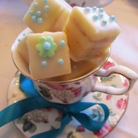 Image of Petit Fours Recipe, Cook Eat Share