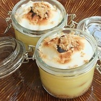Individual Banana Pudding Pie