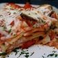 Tomato and Zucchini Lasagna