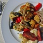 Video Tour of the Troy Waterfront Market & Ricotta Gnocchi with Roasted Vegetables