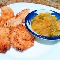 Coconut Shrimp with Spicy Mango Sauce Recipe by Nancy ...