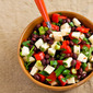 Recipe for Black Bean Salad with Jicama, Tomatoes, Cilantro, and Lime