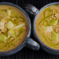 Oprah's Famous Celery Root Soup – Simplified for Meatless Monday