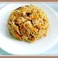 Carrot Rice & Carrot Vadas