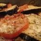 Eggplant & Tomato gratin
