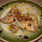 Roasted Chicken Thighs & Rice