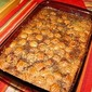 Chocolate Chip - Pecan Pie Bars + A Cajun Waltz