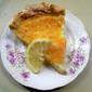 Lemon Lime Buttermilk Pie