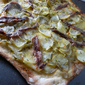 Potato Pizza with Rosemary and Anchovies