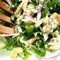 Fall Salad: Arugula, Fennel & Smoked Trout