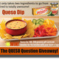 The Queso Dip Party Pick and Giveaway!