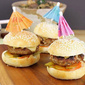 Mini Burgers aka Sliders