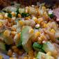 Corn Zucchini Stir Fry