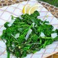 Grilled Broccoli Rabe with Lemon and Parmigiano Recipe