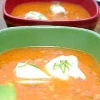 Tomato Crab Soup