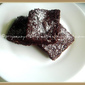 Vegan Dark Chocolate Walnut Brownies