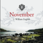 November - J. William English, Author