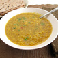Red Lentil Dal with Nigella Seed Chapatis