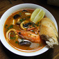 Catalan-style fish stew