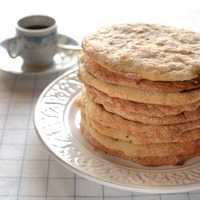Image of Andalusian Tortas De Aceite Or Sweet Olive Oil Wafers Recipe, Cook Eat Share