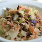 Sweet Potato and Cabbage Slaw