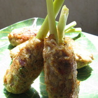 Image of Sate Lilit Indonesia Recipe, Cook Eat Share