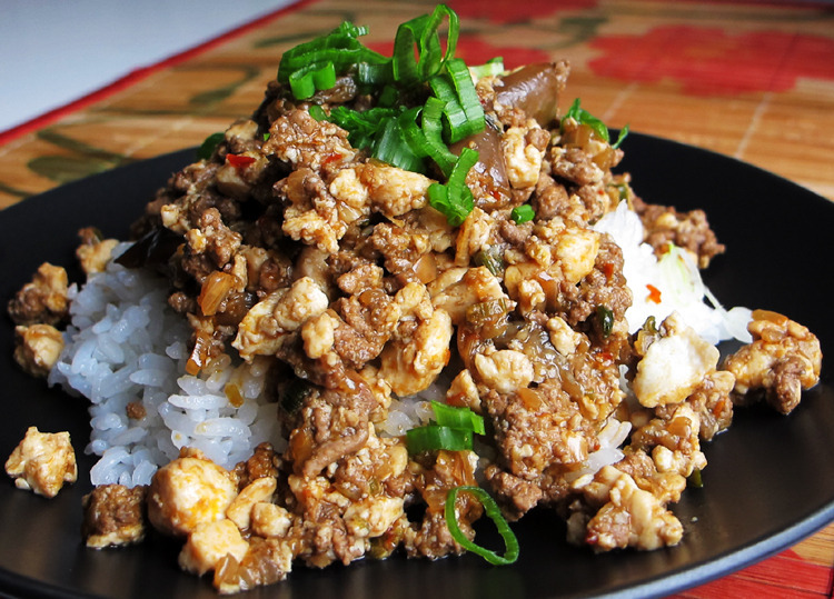 Mapo Eggplant Recipes — Dishmaps