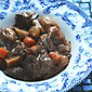 Pearl onions (Recipe: slow cooker beef stew with potatoes, parsnips and rutabaga)