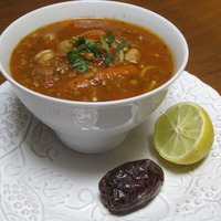 Image of Harira: A Delicately-spiced Moroccan Soup Recipe, Cook Eat Share