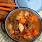 Beef Stew in the Pressure Cooker