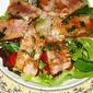 Seared Tuna Salad with Ginger Wasabi Vinaigrette