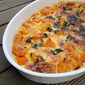 Squash and sweet potato gratin