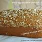 Basic Eggless WWF Loaf Cake..;)