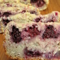 Butter Free Forest Fruit Coconut Loaf