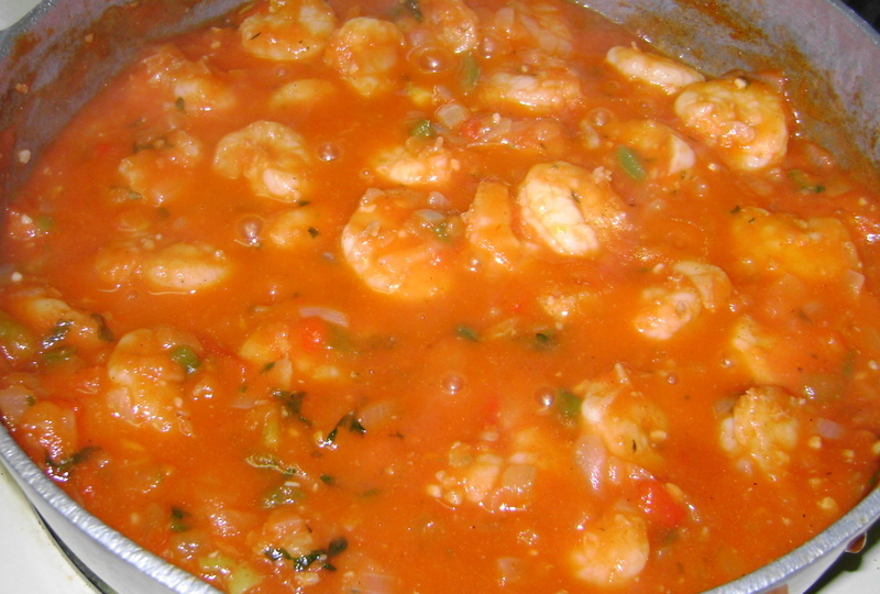 Spicy Shrimp Creole Recipe by Marguerite - CookEatShare