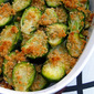 Boiled and Broiled Brussels Sprouts