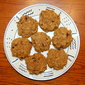 Whole Wheat Pumpkin Cookies w/ Chocolate Chips