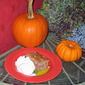 Autumn in New England, a college tour and Apple Pie Cake