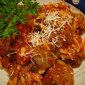 Meaty Orzo Pasta Dish