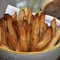 Pommes frites (the original 'French fries')