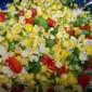 Frestive Corn Salsa