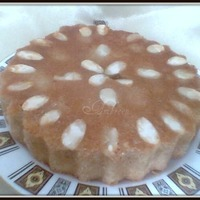Almond And Lemon Syrup Cake