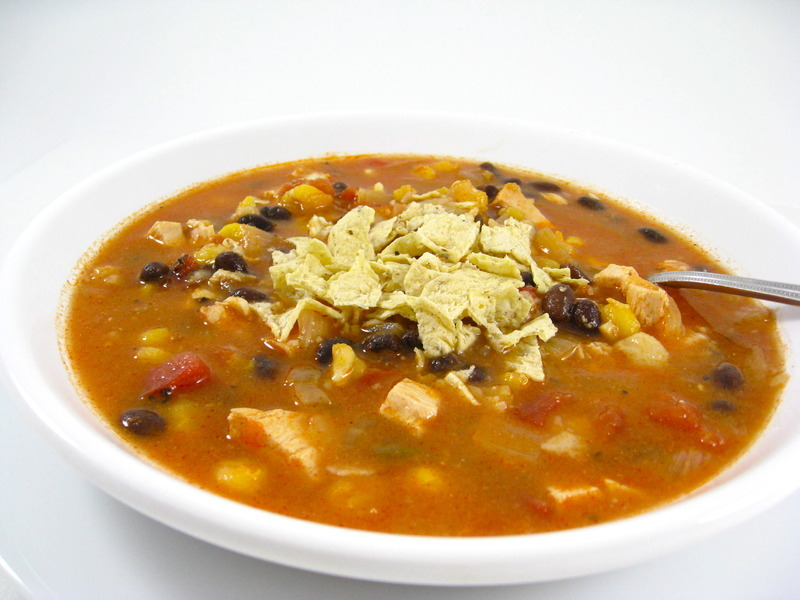 Heavenly Chicken Tortilla Soup Recipe by Nancy - CookEatShare